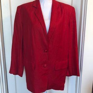 Donna Karan New York Vintage Oversized Blazer